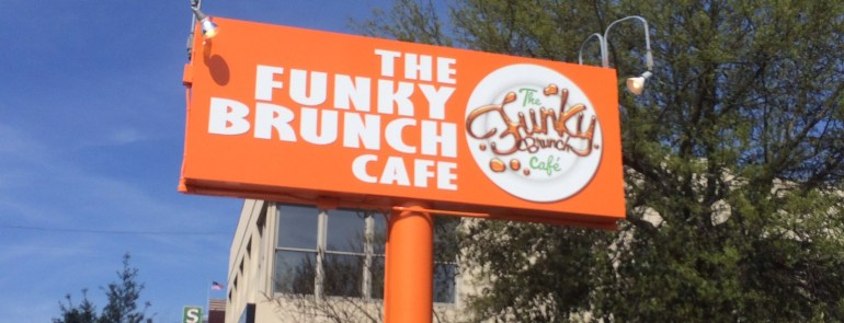 The Funky Brunch Cafe- Play with your Food In Savannah, GA - Mags On The Move