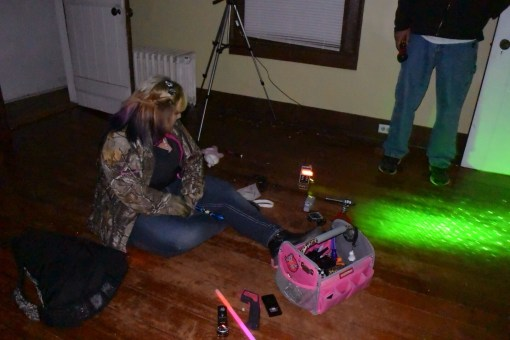 Ghost hunting at the Hanover Tavern in Hanover, VA