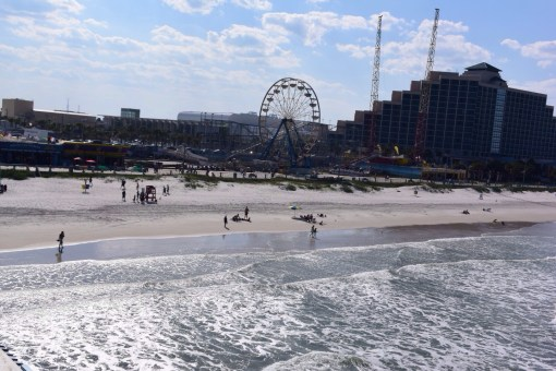Daytona Beach Boardwalk