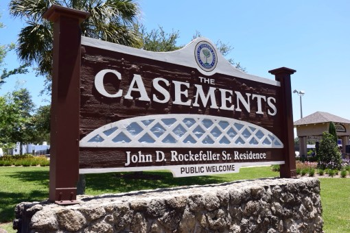 The Casements- John D. Rockefeller's winter home in Ormond Beach, FL