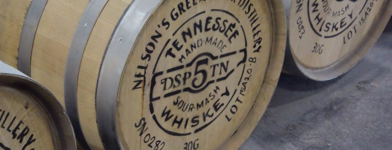 Nelson's Greenbrier Distiller in Nashville,TN
