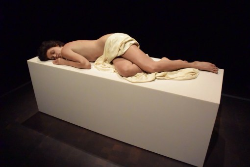 Linda by John De Andrea at Denver Museum of Art (D.A.M.), Denver, CO