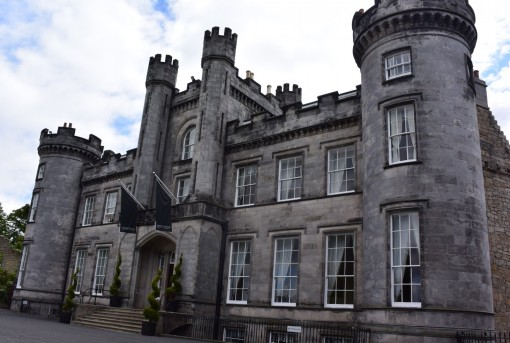 Airth Castle Hotel in Falkirk, Scotland