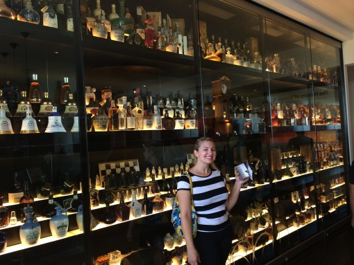 The Scotch Whisky Experience in Edinburgh, Scotland