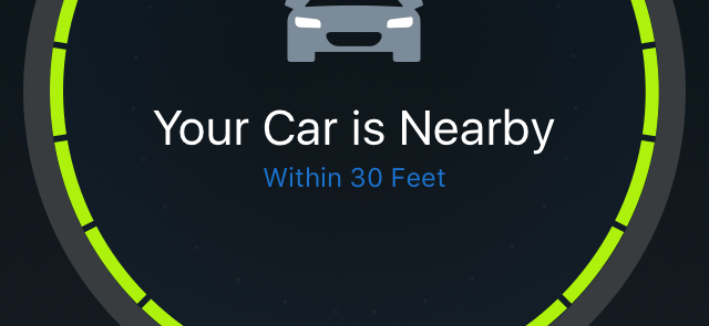 ZUS by Nonda, Never Lose Your Car Again