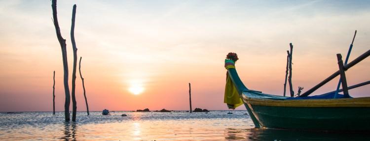 Sunset - Ko Lanta / Thailand Photo courtesy of The National Parks