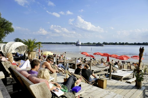 Beachclub in Wedel Hamburg