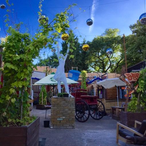 Hidden whimsical gardens in Berlin