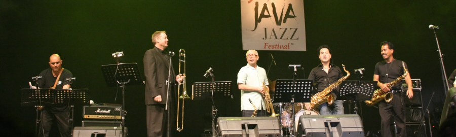 Java Jazz Festival in Jakarta, Indonesia : Photo Credit; Daniel Giovanni