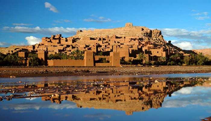 Ait Benhaddou Oasis