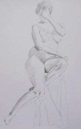 2B pencil, 10 minutes