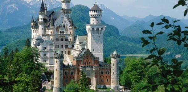 02. Schloss Neuschwanstein in Bayern