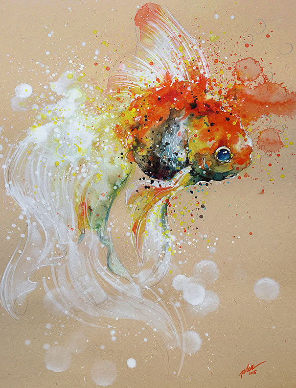 3-colorful-animal-watercolor-paintings-tilen-ti-10