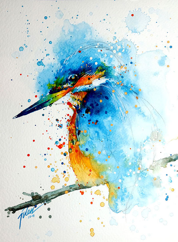 4-colorful-animal-watercolor-paintings-tilen-ti-11
