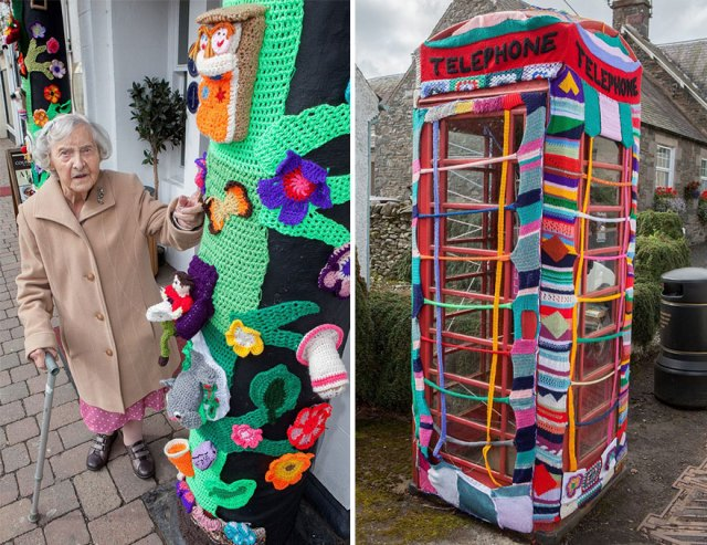 1-grandmother-yarn-bomb-uk-souter-stormers-knitting-104-year-old-grace-brett-3
