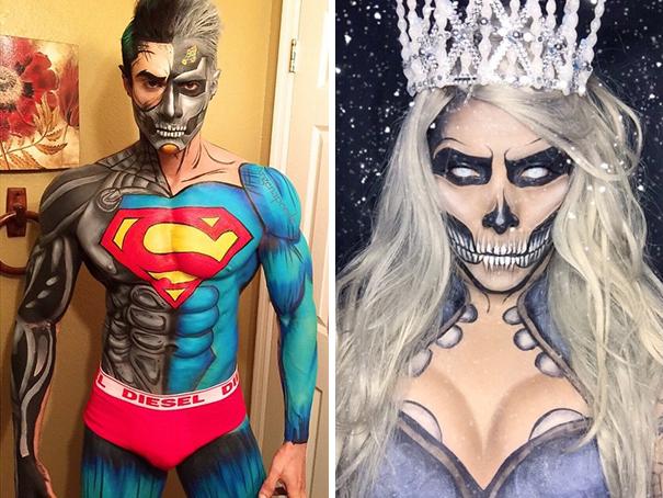 1-make-up-body-art-comic-book-superhero-cosplay-argenis-pinal-6