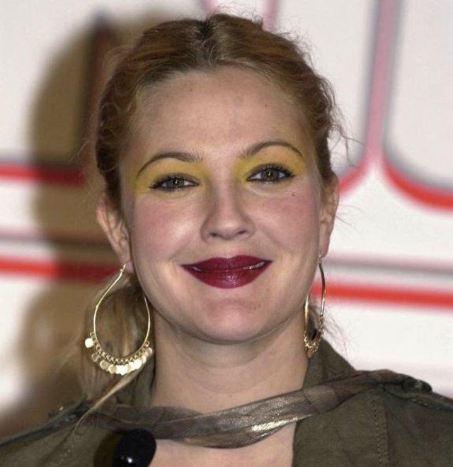 4-Drew Barrymore