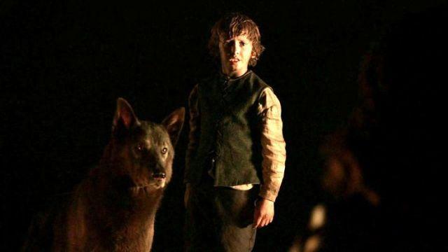 Rickon Stark 'ın Kurdu - Shaggydog