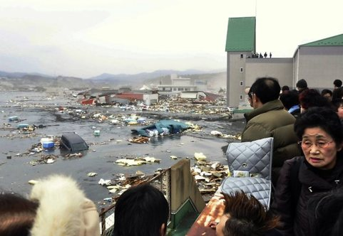 Earthquake/Tsunami hits Japan 2011 (Pictures/Video) (6/6)