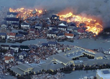 Earthquake/Tsunami hits Japan 2011 (Pictures/Video) (2/6)