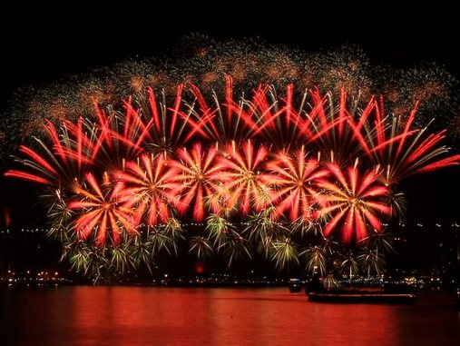 Sydney New Years Eve Fireworks 2012 (Pictures/Video) (2/2)