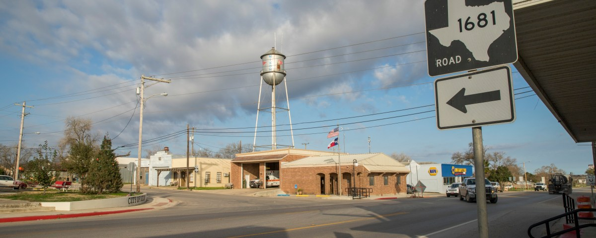 City of Nixon Municipal Water System