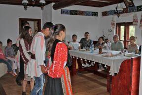traditional dress, traditional dance, Transylvanian folklore, mountain traditions, Magura, Transylvania, Carpathians