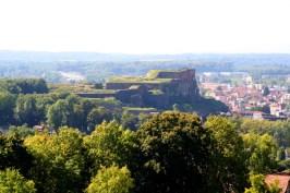 Die Zitadelle von Belfort