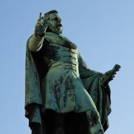 Emlékezés a 150 éve elhunyt Eötvös Józsefre - 2021 január 26, 18:00