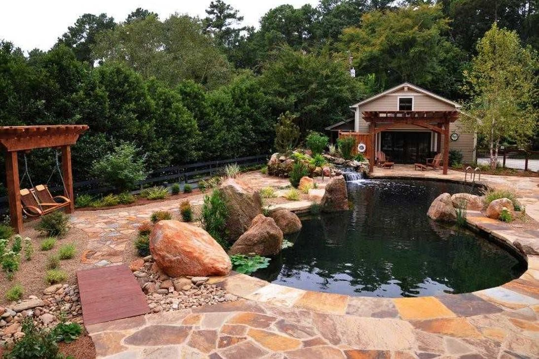 Awesome Elegant Swimming Pools Design Ideas 05