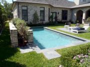 Awesome Elegant Swimming Pools Design Ideas 17
