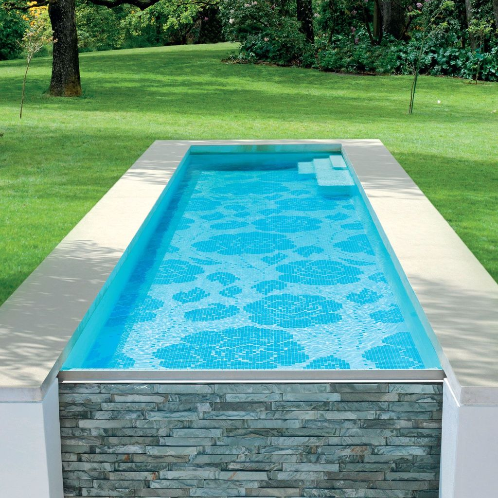 Awesome Elegant Swimming Pools Design Ideas 21