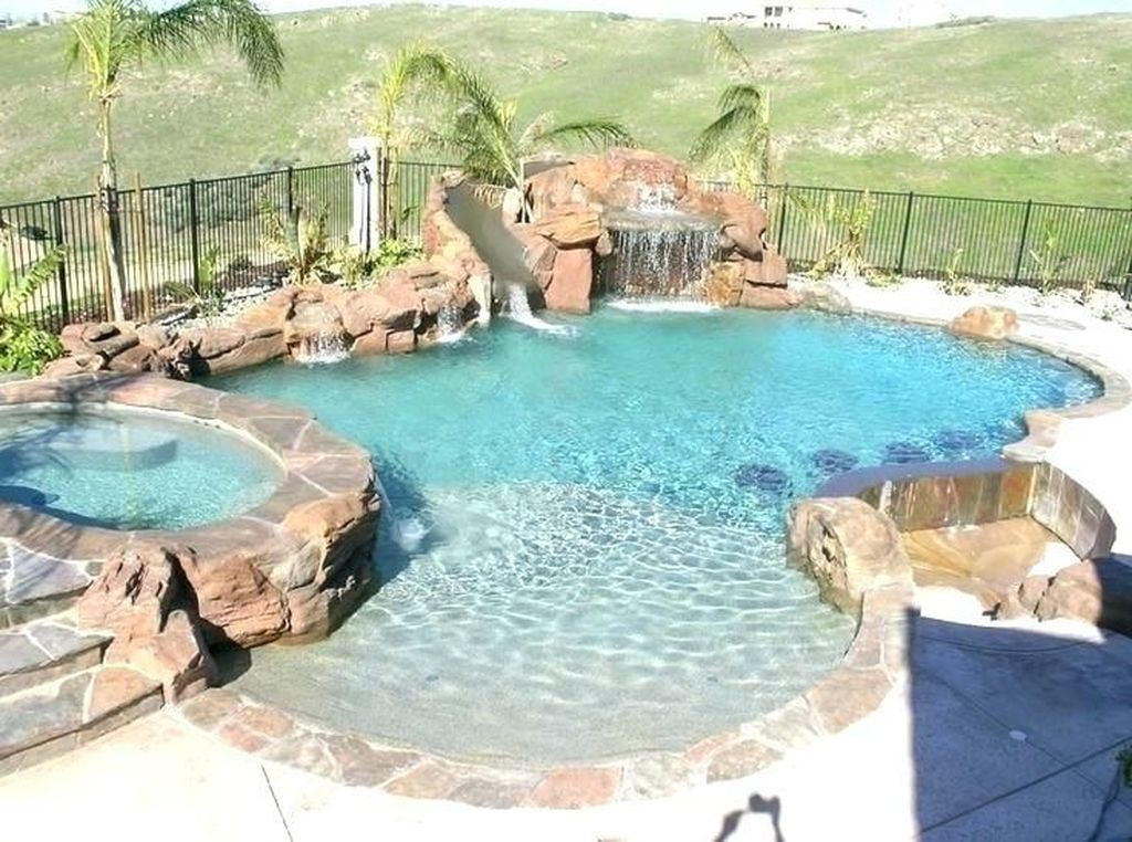 Awesome Elegant Swimming Pools Design Ideas 33