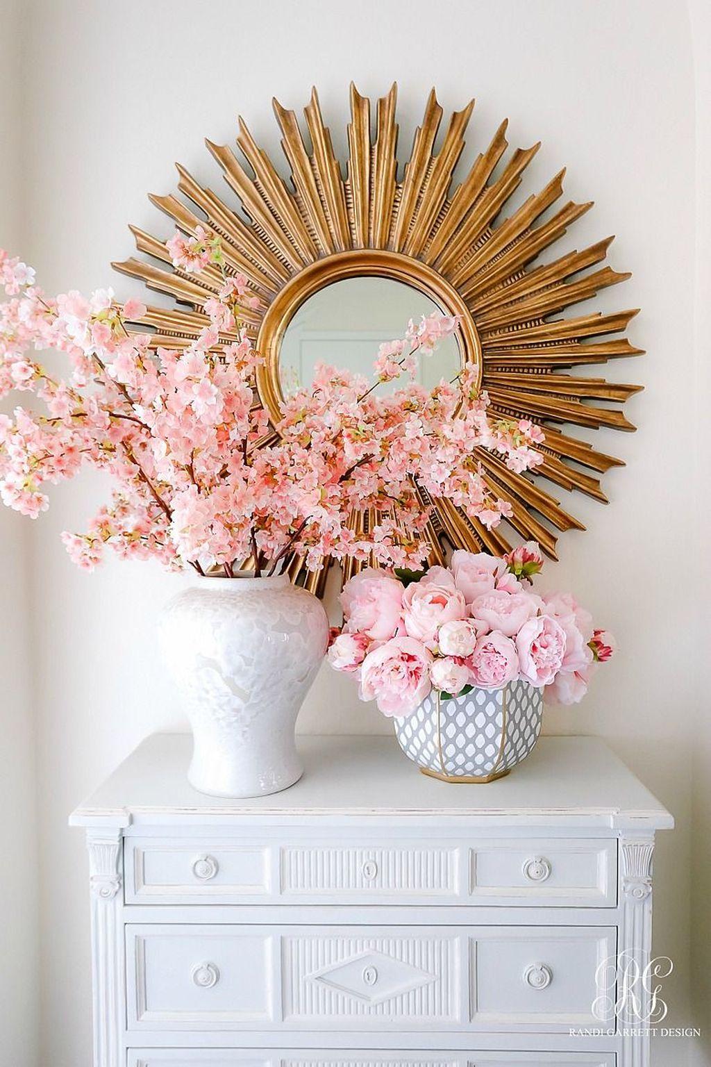 Beautiful Spring Home Decor Ideas 10