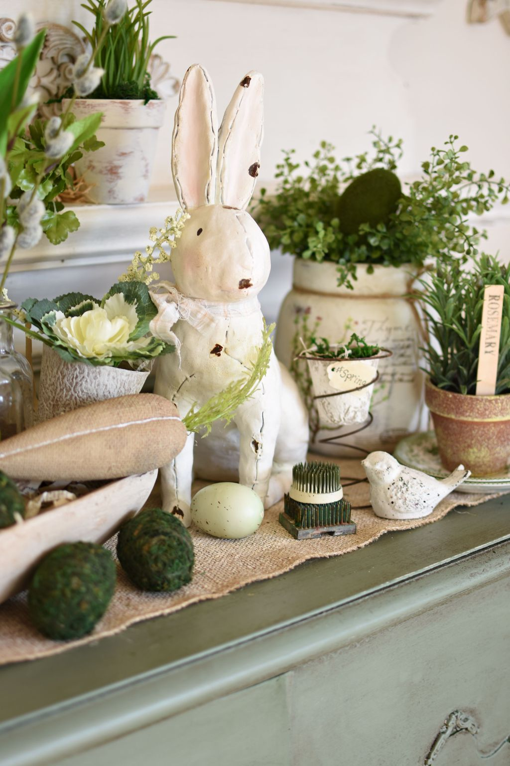 Beautiful Spring Home Decor Ideas 23