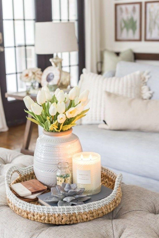 Beautiful Spring Home Decor Ideas 32