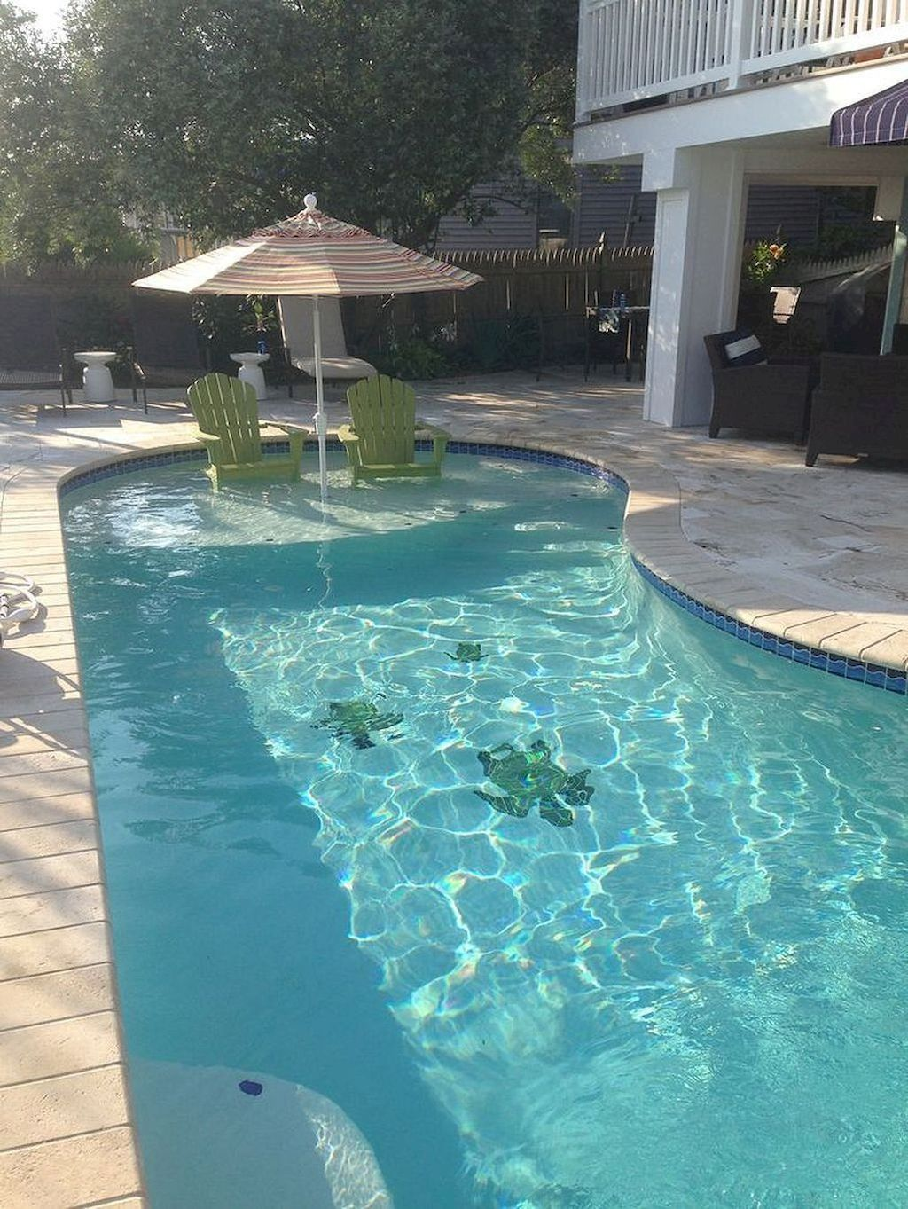 Gorgeous Summer Outdoor Pool Design Ideas 10