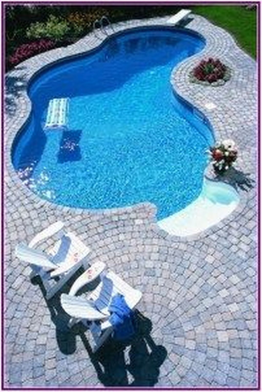 Gorgeous Summer Outdoor Pool Design Ideas 29