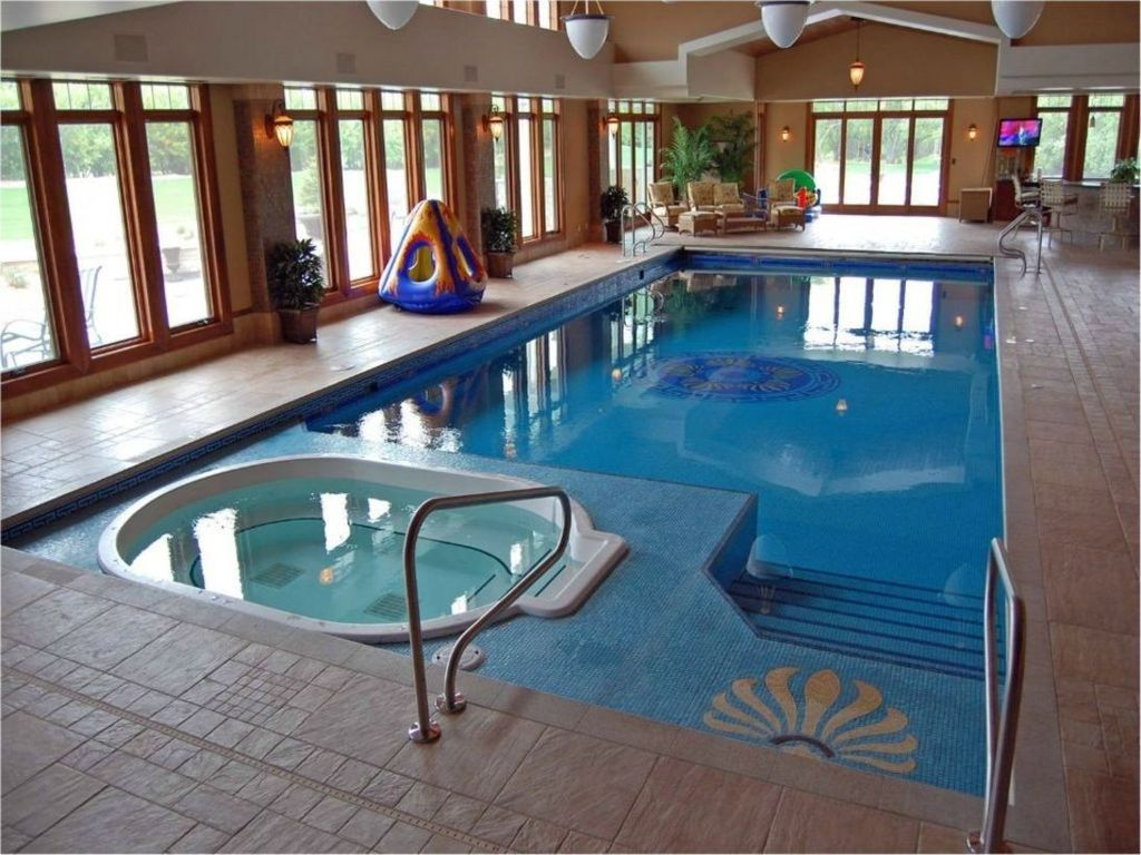 Lovely Small Indoor Pool Design Ideas 01