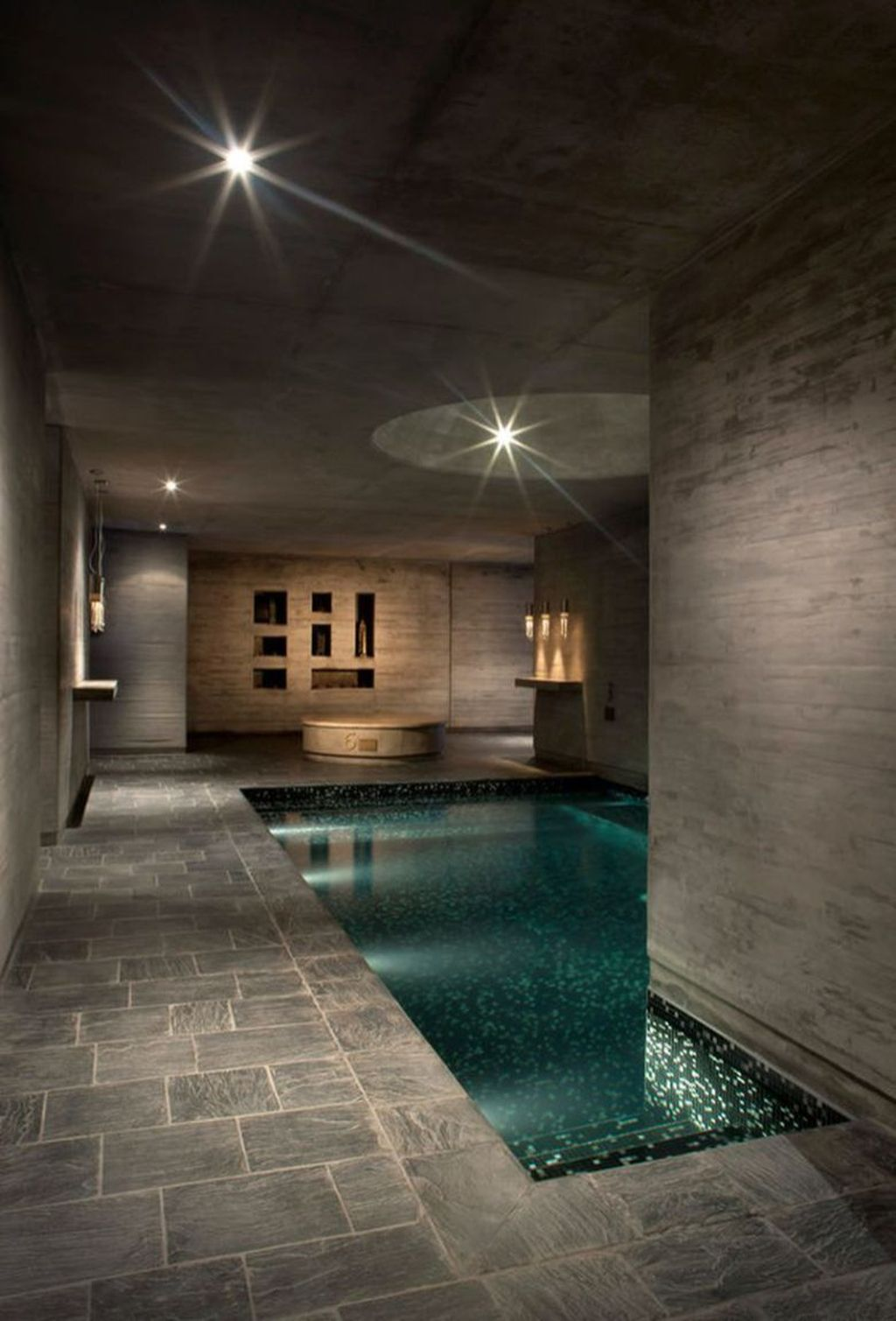 Lovely Small Indoor Pool Design Ideas 02