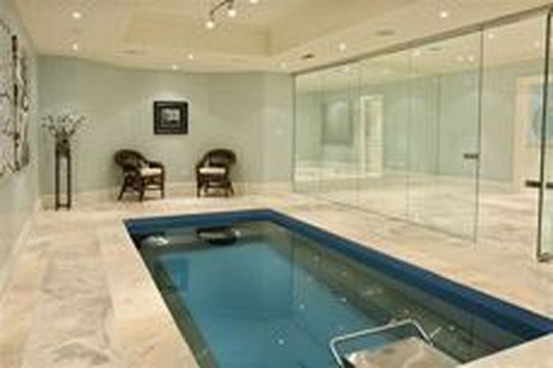 Lovely Small Indoor Pool Design Ideas 04