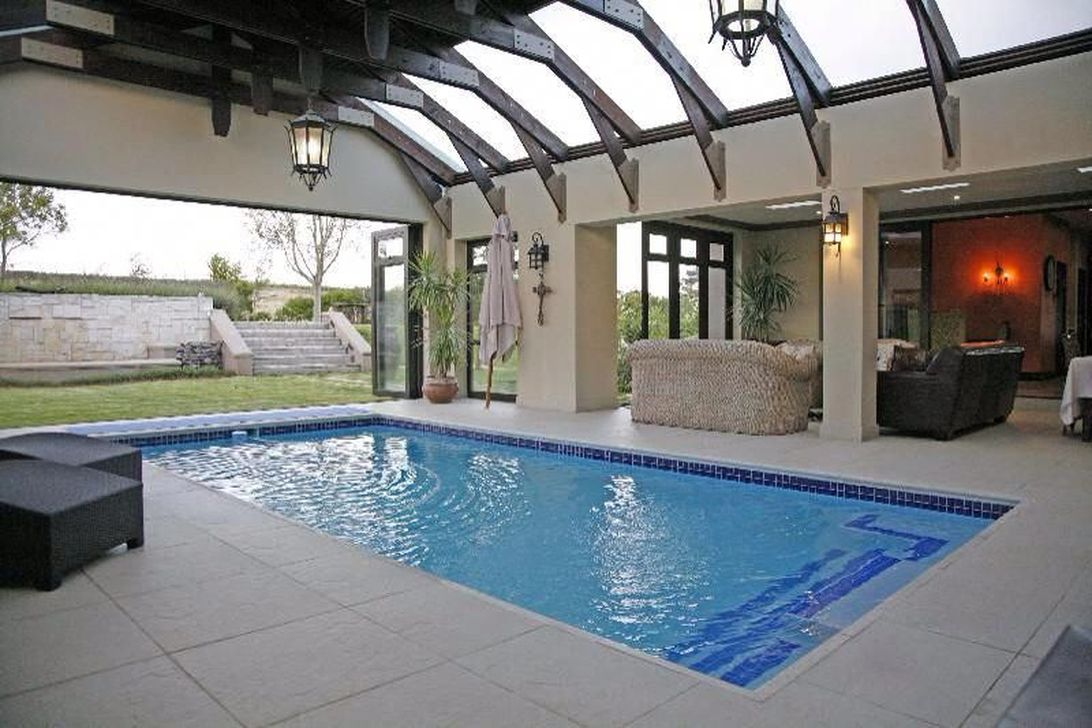 Lovely Small Indoor Pool Design Ideas 07