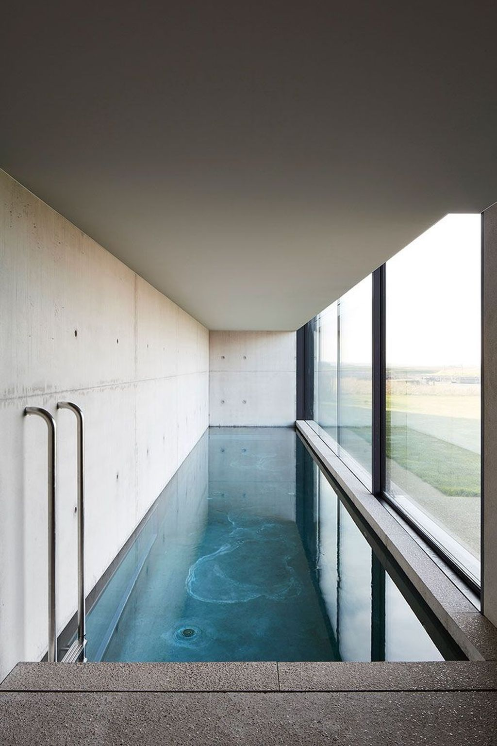Lovely Small Indoor Pool Design Ideas 31