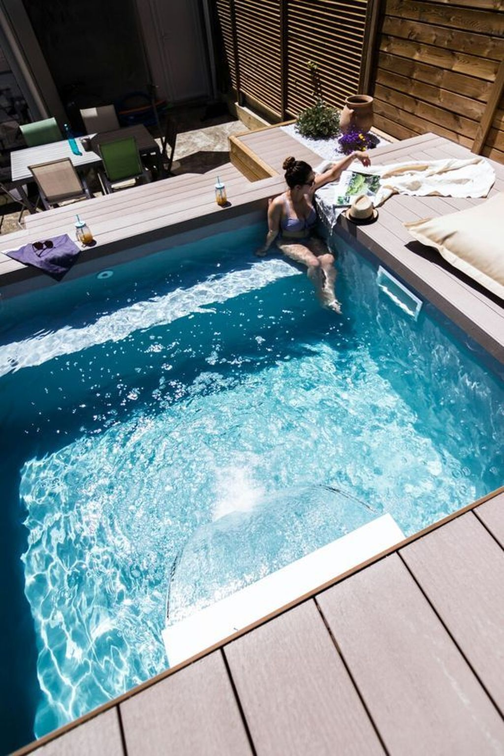 Popular Pool Design Ideas For Summertime 03