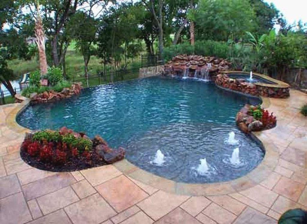 Popular Pool Design Ideas For Summertime 08