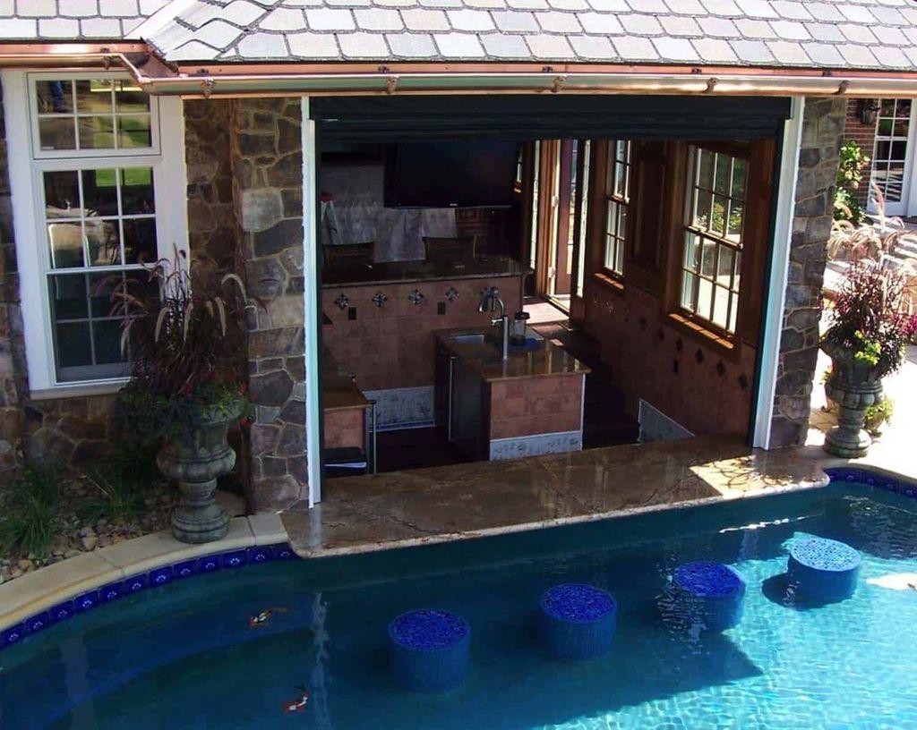 Popular Pool Design Ideas For Summertime 09