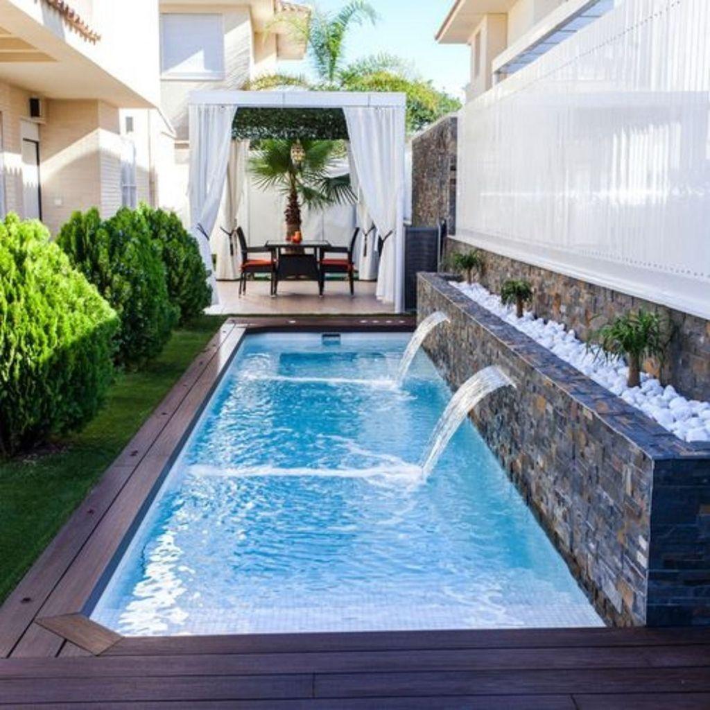 Popular Pool Design Ideas For Summertime 10