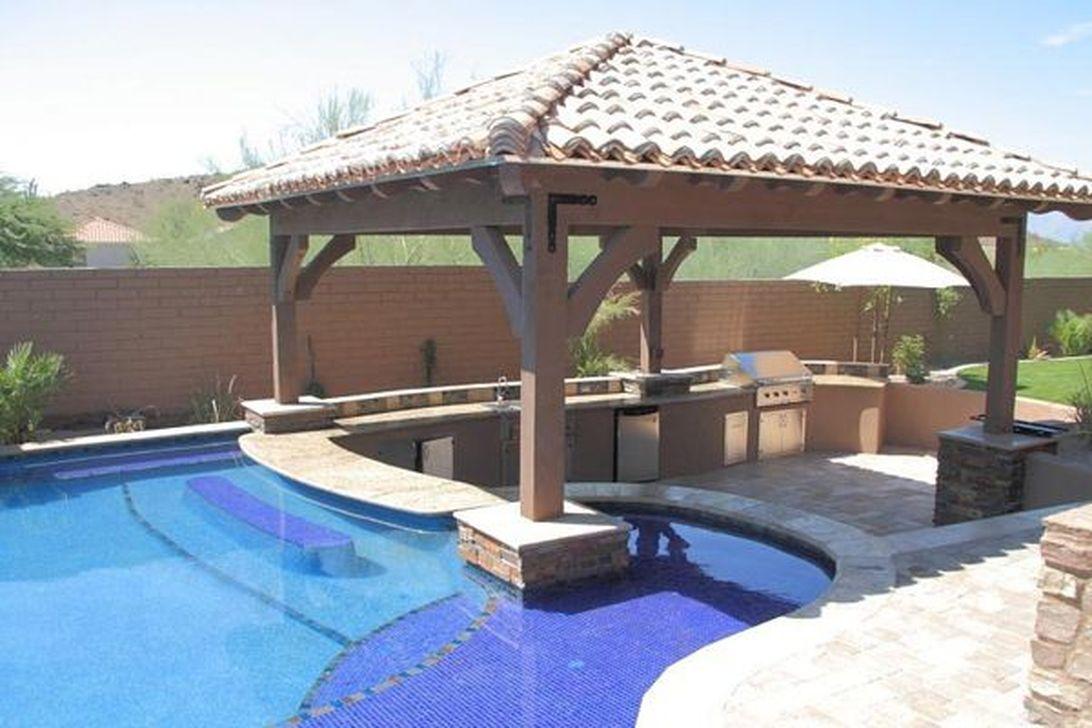 Popular Pool Design Ideas For Summertime 19