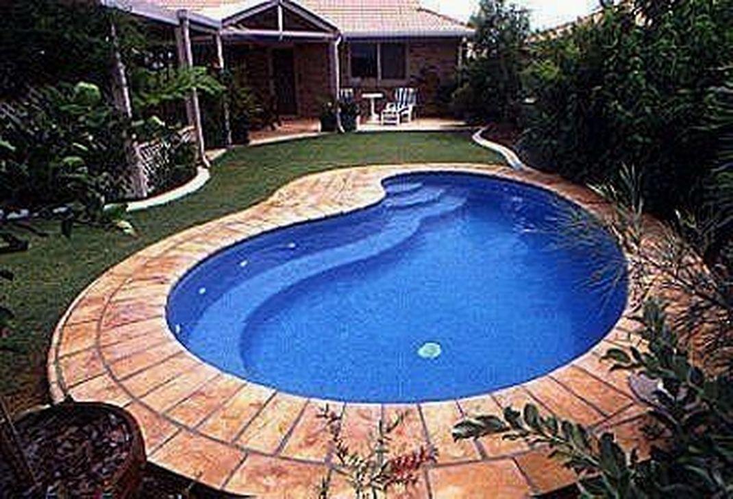 Popular Pool Design Ideas For Summertime 26