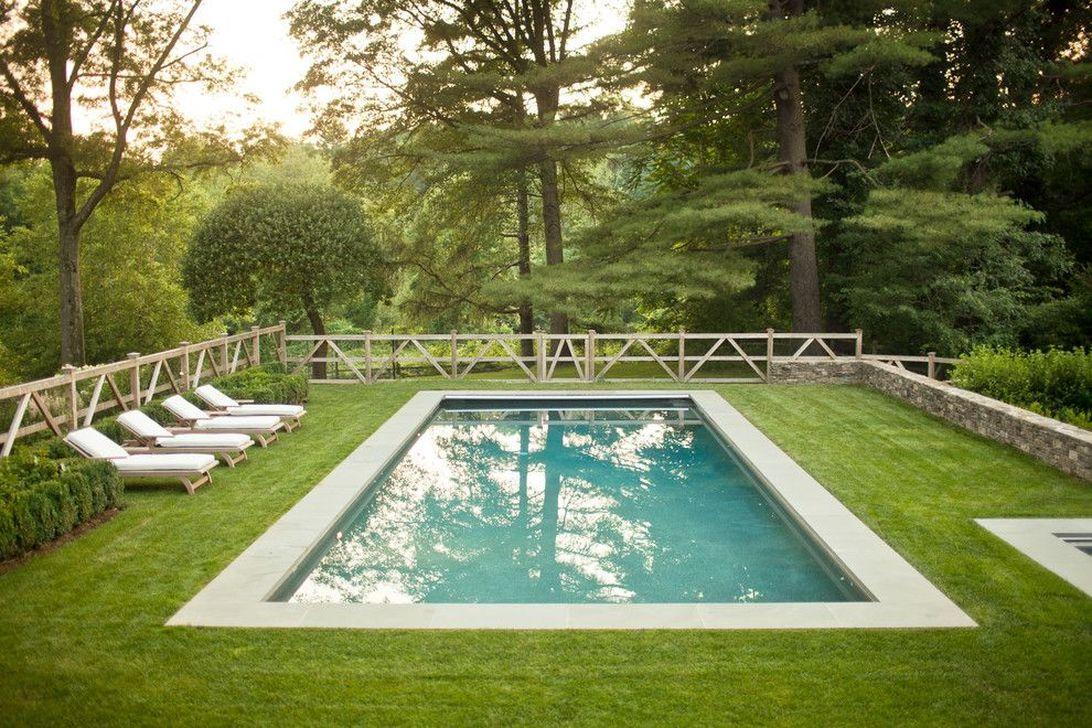 Popular Pool Design Ideas For Summertime 29